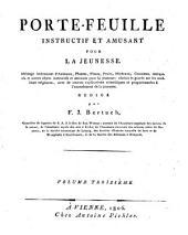 Novus orbis pictus juventuti institutuendae et oblectandae, complectens Animalium, Plantarum, Florum, Fructuum, Fossilium (etc.)