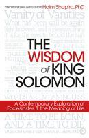 The Wisdom of King Solomon PDF