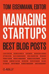Managing Startups: Best Blog Posts