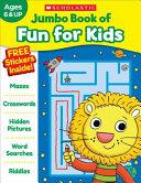 Jumbo Book of Fun for Kids PDF