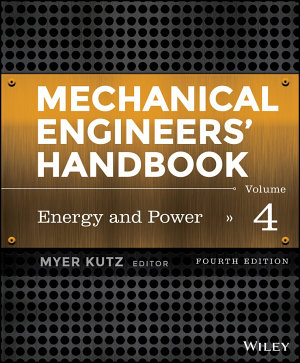 Mechanical Engineers  Handbook  Volume 4 PDF