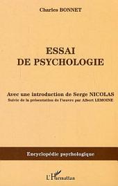 Essai de psychologie