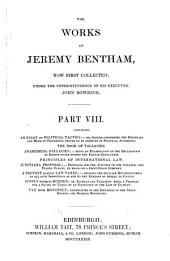 Works of Jeremy Bentham: Volume 2, Part 2