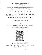 Syntagma anatomicum: Volume 1