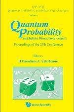Quantum Probability and Infinite Dimensional Analysis