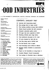 Canadian Food Industries PDF