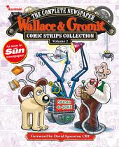 Wallace & Gromit: The Complete Newspaper Strips Collection Vol. 2