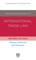 Advanced Introduction to International Trade Law PDF
