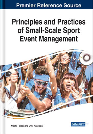 Principles and Practices of Small Scale Sport Event Management PDF