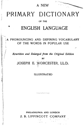 A New Primary Dictionary of the English Language ...