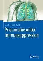 Pneumonie unter Immunsuppression PDF