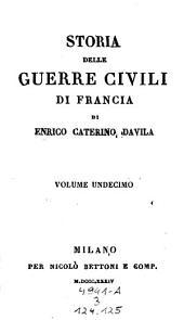 Storia delle guerre civili di Francia: Volume 3;Volume 124
