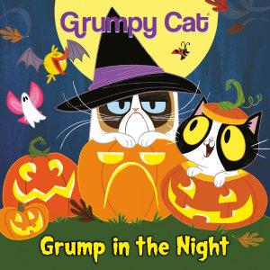 Grump in the Night  Grumpy Cat  Book