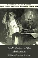 Paoli  the Last of the Missionaries PDF