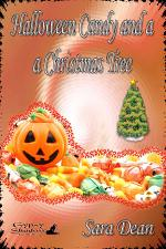 Halloween Candy and a Christmas Tree