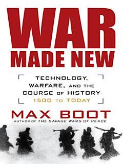 War Made New Book