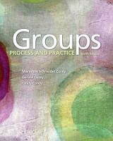 Groups  Process and Practice PDF