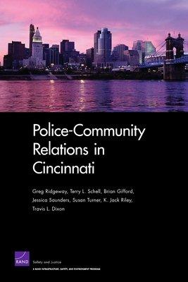 Police community Relations in Cincinnati PDF