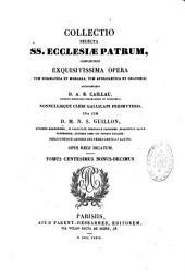 Sancti Aurelii Augustini Opera