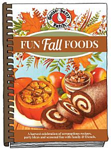 Fun Fall Foods Book