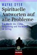 Spirituelle Antworten auf alle Probleme PDF