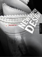 Best of Newspaper Design PDF