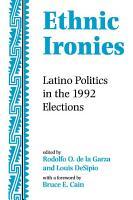 Ethnic Ironies PDF