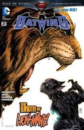 Batwing (2011-) #21