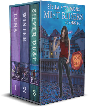 The Mist Riders Series Box Set  Books 1 3   An Urban Fantasy PDF