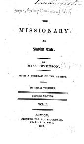 The Missionary: An Indian Tale, Volume 1