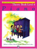 Alfred's Basic Piano Library - Theory Book 4