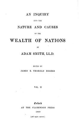 An Inquiry Into the Nature and Causes of the Wealth of Nations PDF