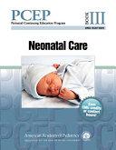 Pcep Book III: Neonatal Care
