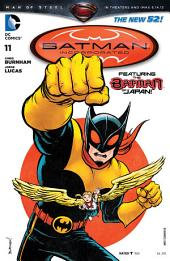 Batman Incorporated (2012 - 2013) #11