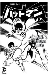 Batman: The Jiro Kuwata Batmanga (2014-) #29