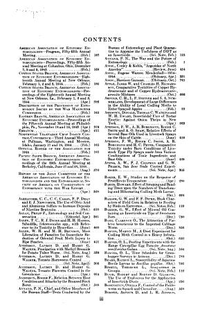 Journal of Economic Entomology PDF