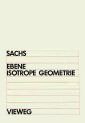 Ebene Isotrope Geometrie