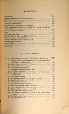 Parasitology Reprints  Nematoda  General PDF