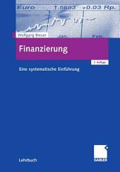 Finanzierung: Eine systematische Einführung, Ausgabe 2
