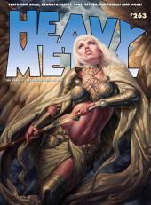 Heavy Metal Magazine #263