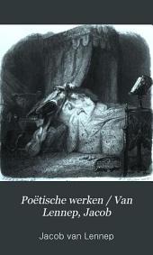 Poëtische werken: Nederlandse legenden