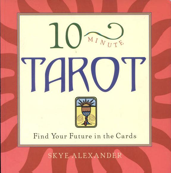10 Minute Tarot PDF