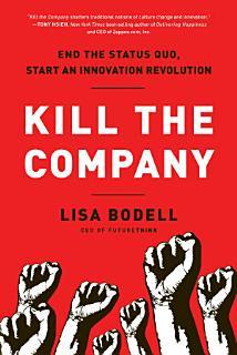 Kill the Company Book