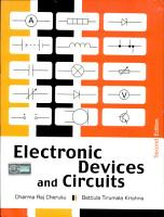 Electronic Devices and Circuits PDF