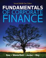 Ebook: Fundamentals of Corporate Finance, Middle East Edition