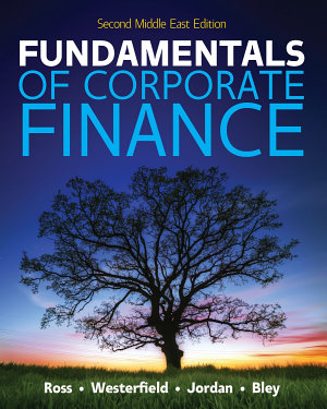 Ebook  Fundamentals of Corporate Finance  Middle East Edition PDF