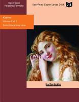 Katrine  Volume 2 of 2    EasyRead Super Large 24pt Edition  PDF