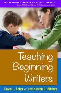 Teaching Beginning Writers PDF