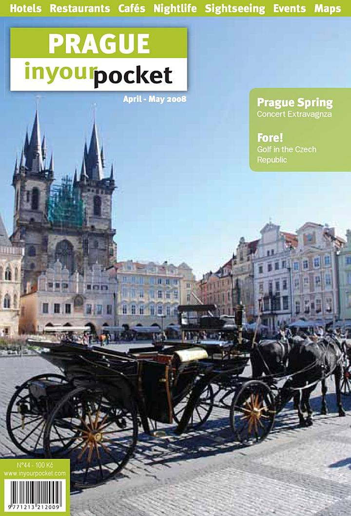 Prague In Your Pocket