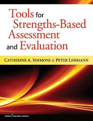 Tools For Strengths Based Assessment And Evaluation Book PDF